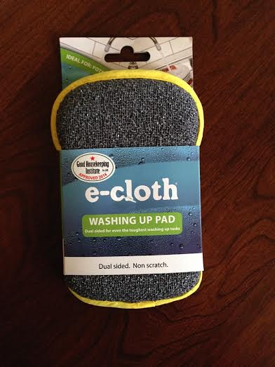 e-cloth washing pad