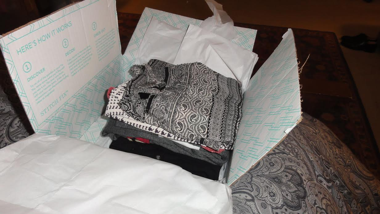 Stitch Fix box 3