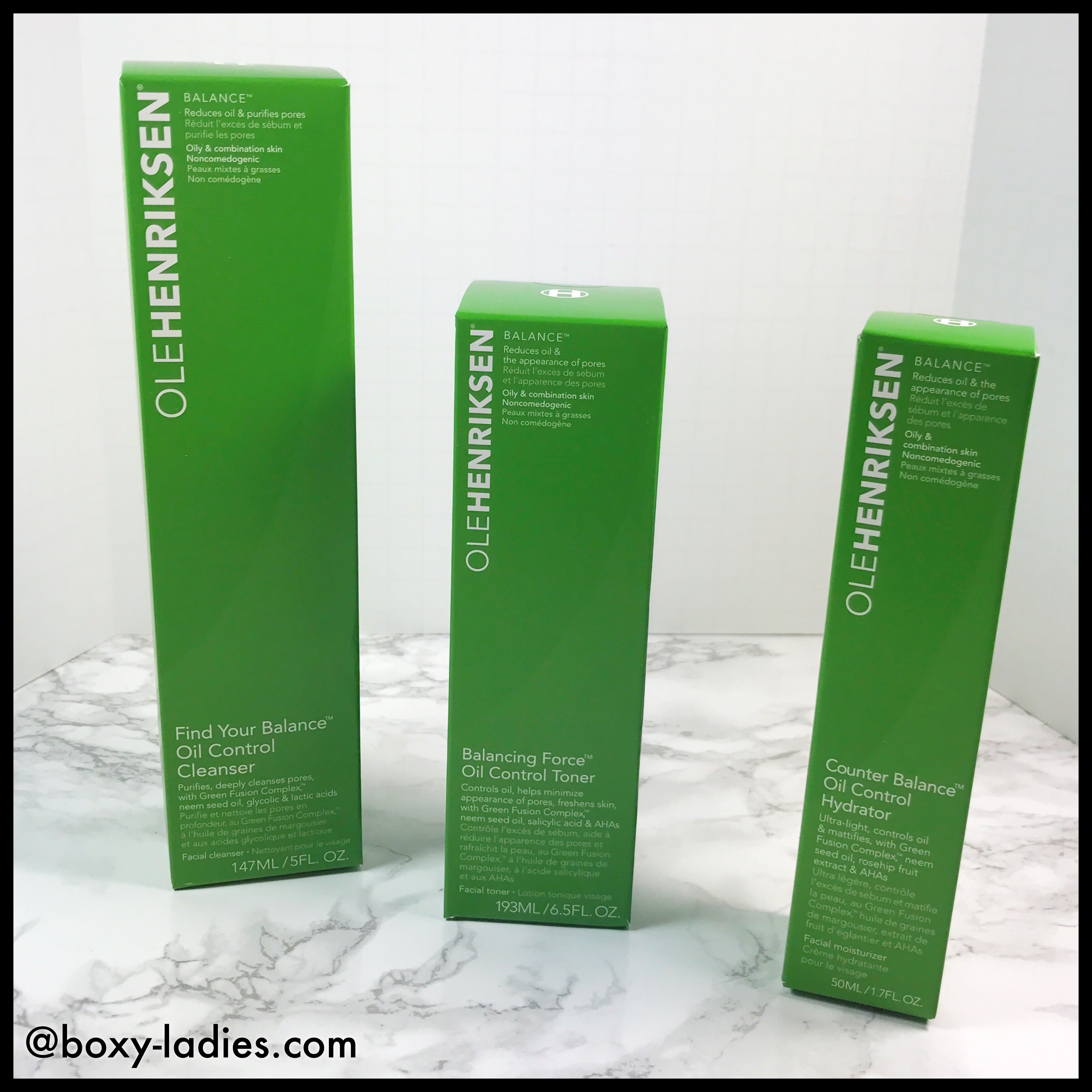 Find Your Balance Oil Control Cleanser by ole henriksen #22